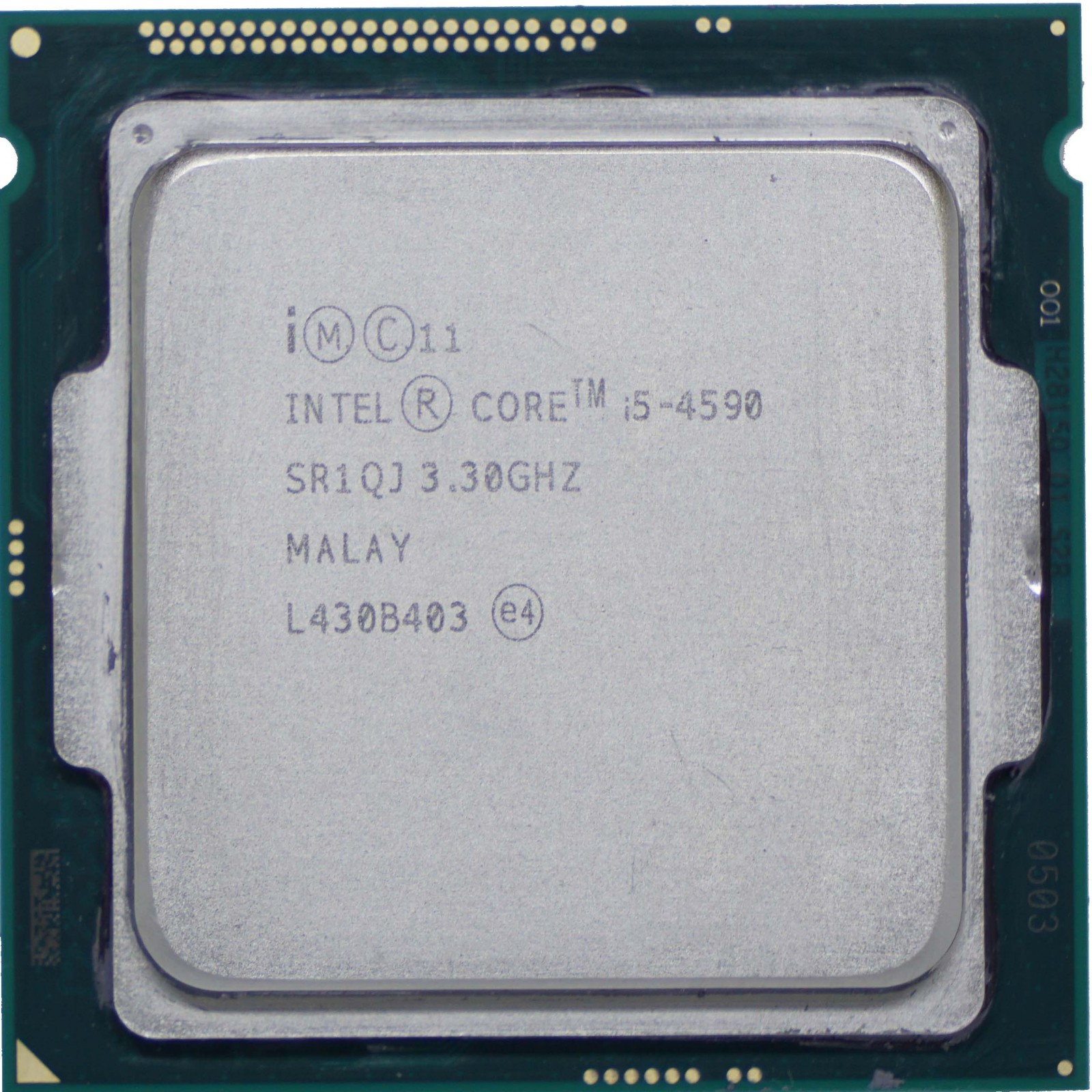 Procesor Intel Core i5-4590 3.30GHz, 6MB Cache, Intel HD Graphics 4600