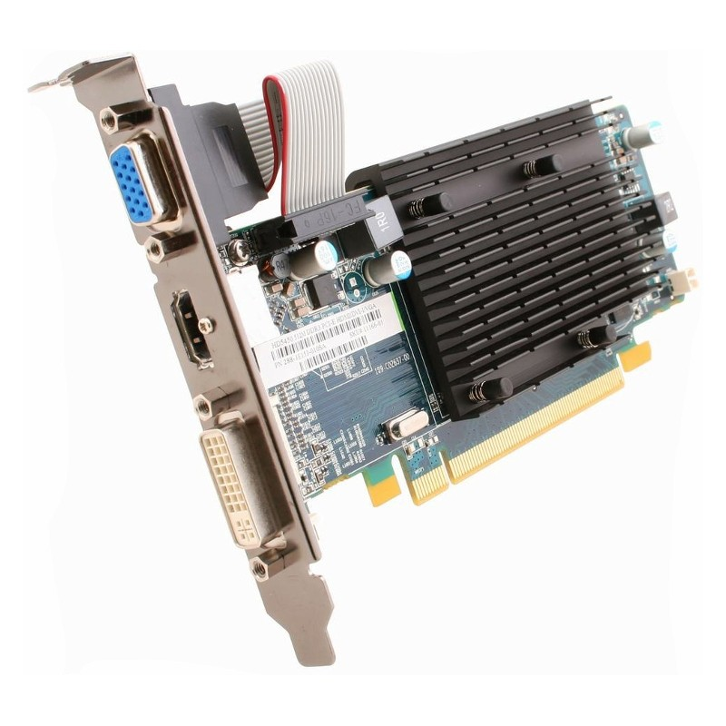 Imagine indisponibila pentru Placa video Radeon HD5450 512MB DDR3 64-bit, DirectX 11, HDMI, DVI, VGA