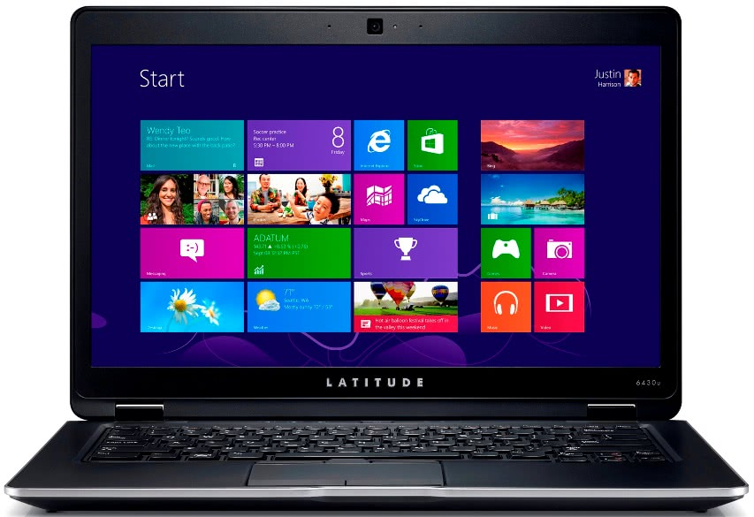 Laptop DELL Latitude 6430u, Intel Core i5-3437U 1.90GHz, 16GB DDR3, 240GB SSD, 14 Inch, Grad A-