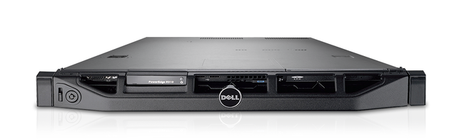 server dell poweredge r310,intel quad core x3440 2.53ghz-2.93ghz, 8gb ddr3, 2x 500gb sata, dvd-rom, sas6ir, 2x psu hot swap