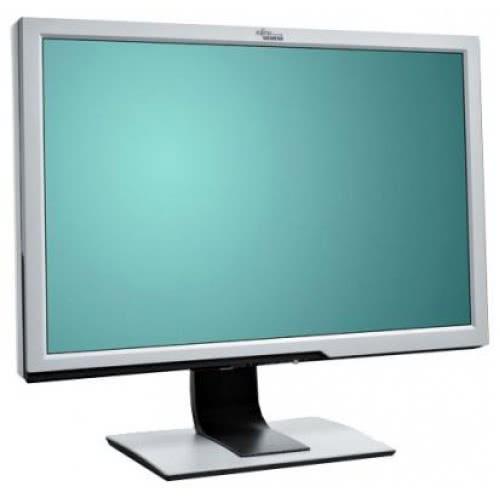 Monitor FUJITSU SIEMENS P24W-5, 24 Inch LCD, 1920 x 1200, HDMI, DVI, VGA, USB, Widescreen, Fara Picior, Grad A-