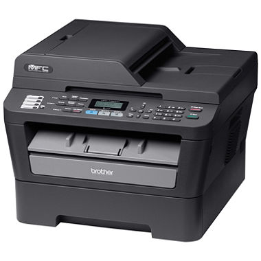 Multifunctionala Laser Monocrom Brother MFC-7460DN, Duplex, A4, 26 ppm, Fax, Copiator, Scanner, Retea