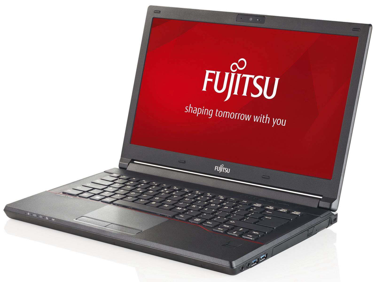 Laptop FUJITSU SIEMENS Lifebook E544, Intel Core i3-4000M 2.40GHz, 16GB DDR3, 500GB HDD, 14 Inch
