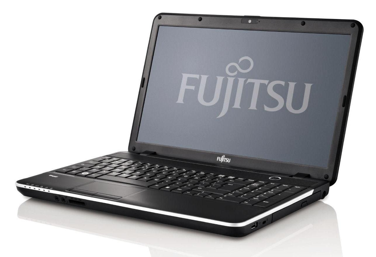Laptop Fujitsu Siemens LifeBook A512, i3-2348M 2.30GHz, 4GB DDR3, 320GB SATA, DVD-RW, 15.6 Inch