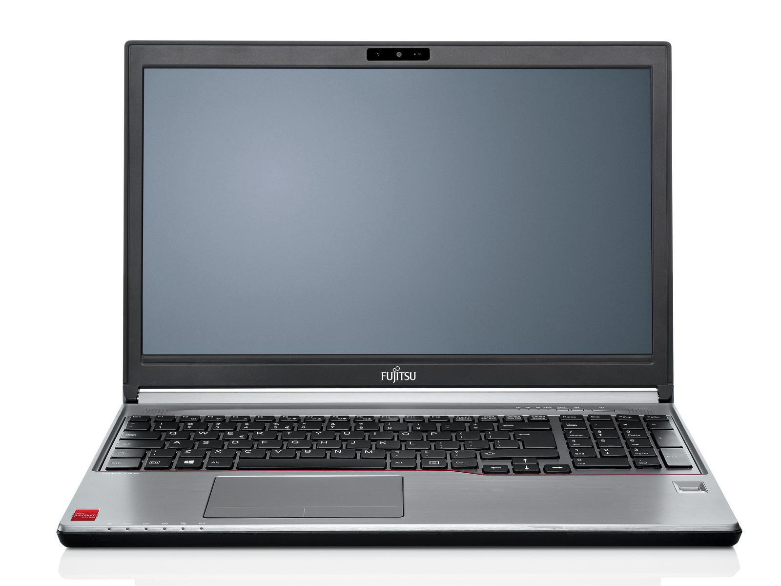Laptop FUJITSU SIEMENS Lifebook E754, Intel Core i5-4200M 2.50GHz, 4GB DDR3, 120GB SSD, DVD-RW, 15.6 Inch, Tastatura Numerica, Fara Webcam, Grad B