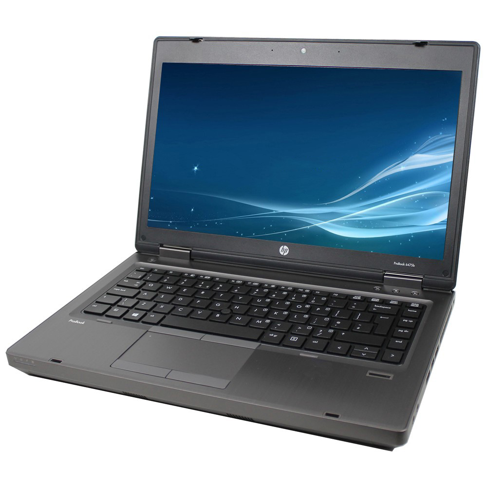 laptop hp probook 6475b, amd a4-4300m 2.50 ghz, 4gb ddr3, 320gb sata, dvd-rw