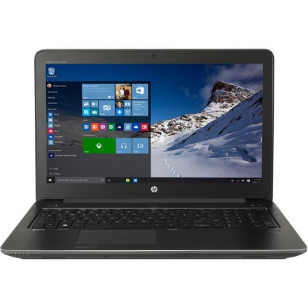 Laptop HP Zbook 15 G3, Intel Core i7-6820HQ 2.70GHz, 16GB DDR4, 240GB SSD, 15 inch