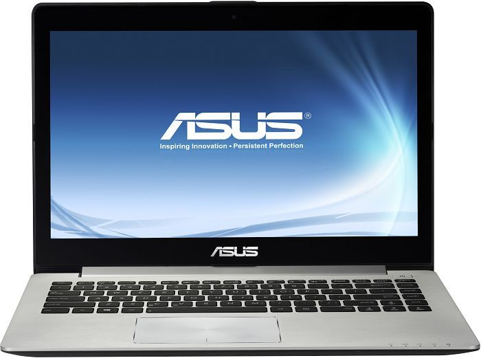 Laptop ASUS VivoBook S400C, Intel Core i5-3337U 1.80GHz, 4GB DDR3, 500GB SATA, 14 Inch, Webcam
