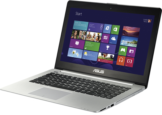 Laptop ASUS VivoBook S451L, Intel Core i5-4210U 1.70GHz, 6GB DDR3, 500GB SATA, 14 Inch, Webcam