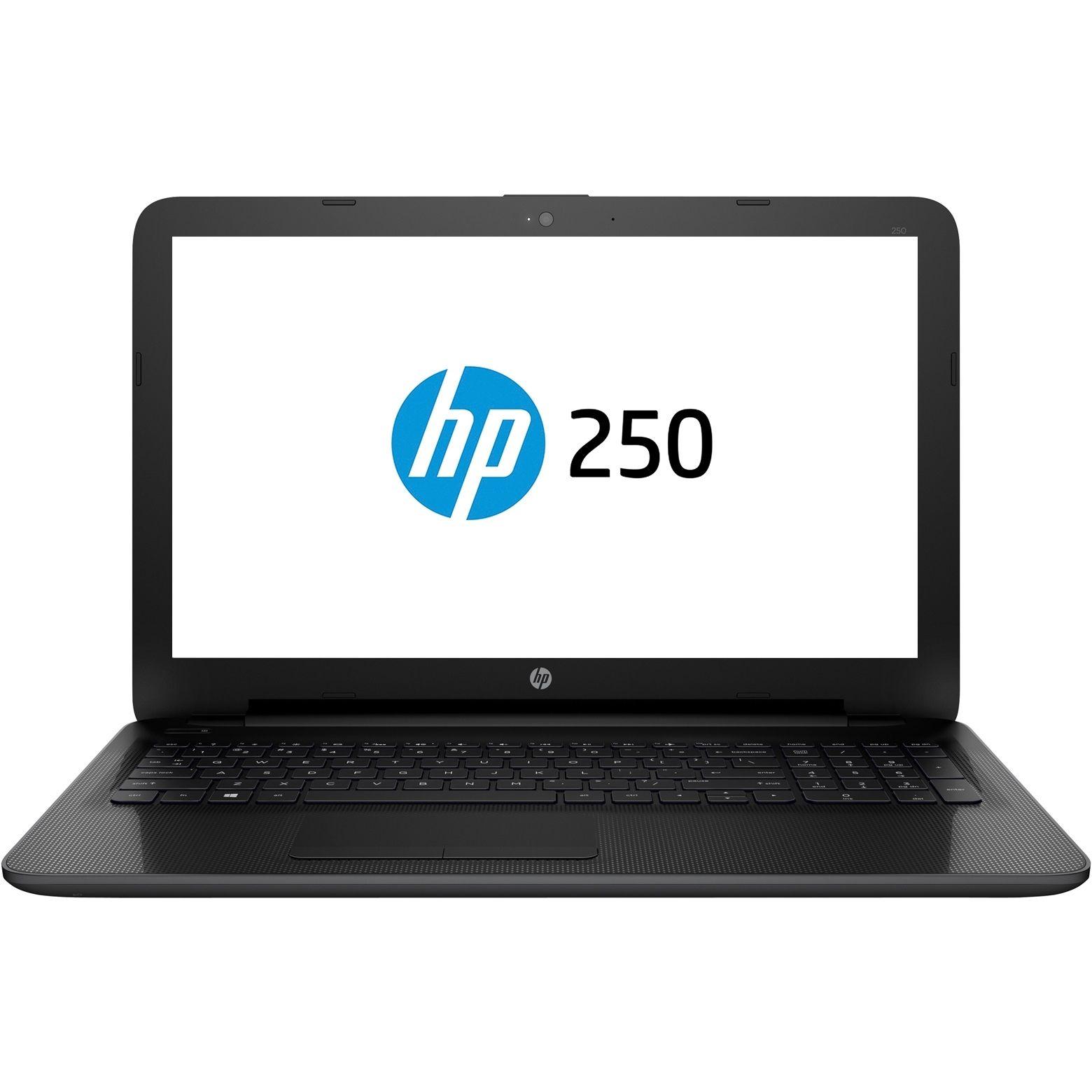 Laptop HP 250 G4, Intel Core i3-4005U 1.70GHz, 4GB DDR3, 500GB SATA, DVD-RW, 15.6 Inch, Webcam, Tastatura Numerica, Grad A-