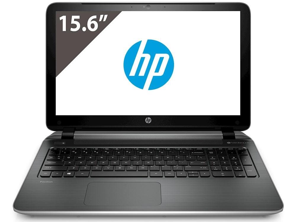 Laptop HP Pavilion 15-d008ed, Intel Pentium N3510 2.00GHz, 4GB DDR3, 1TB SATA, DVD-RW, 15.6 Inch, Webcam, Grad B