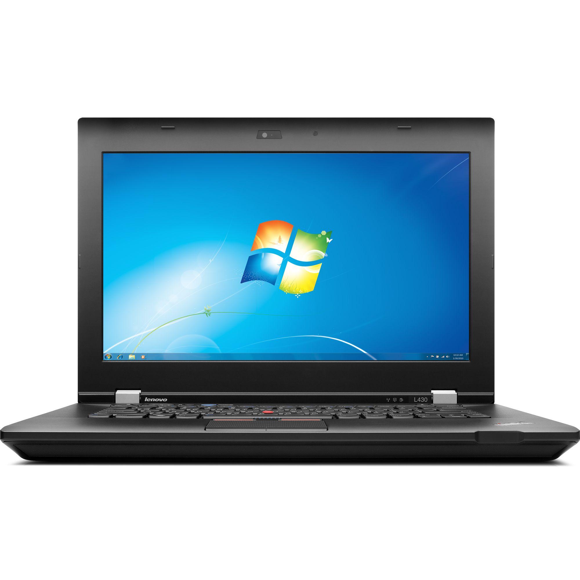 Laptop Lenovo ThinkPad L430, Intel Core i5-3210M 2.50GHz, 8GB DDR3, 120GB SSD, DVD-RW, 14 Inch, Webcam, Grad A-