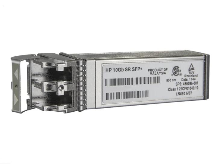 Modul HP 10G SFP+ LC SR, Optical Module Fiber Transceiver, Pana la 300 m