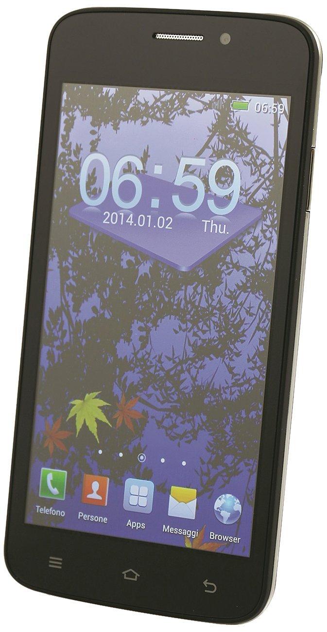 Telefon Smartphone Kooper K5, Ecran 5 inch IPS, Dual SIM, Android, 3G, Wi-fi, TouchScreen, GPS, 1GB RAM, 3G