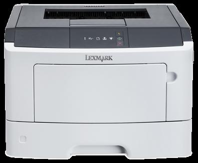 Imprimanta LEXMARK MS-310ND, 35 PPM, Duplex, Retea, Parallel, USB, 1200 x 1200, Laser, Monocrom, A4