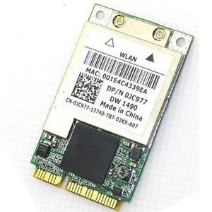 DELL WLAN 1490 JC977 DUAL BAND 802.11ABG
