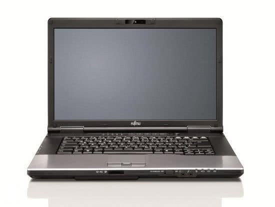 Laptop FUJITSU SIEMENS E752, Intel Core i3-3110M 2.40GHz, 8GB DDR3, 120GB SSD, DVD-RW, 15.4 inch