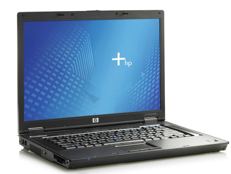 Laptop HP NC8430, Intel Core 2 Duo T7200 2.00GHz, 4GB DDR2, 160GB SATA, DVD-RW, Port Serial, 14 Inchi