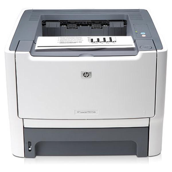 imprimanta laser second hand hp laserjet p2015n, 1200 x 1200 dpi, 27 ppm, usb 2.0, retea