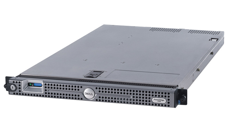 server dell poweredge 1950, 2x intel xeon l5410, 2.33ghz, 16gb ddr2 fbd, 2x 300 sas, 1x sursa 670w