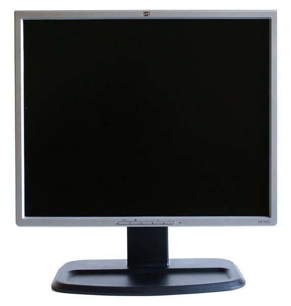monitor lcd hp l1955, 19 inci lcd, 1280 x 1024, grad a-