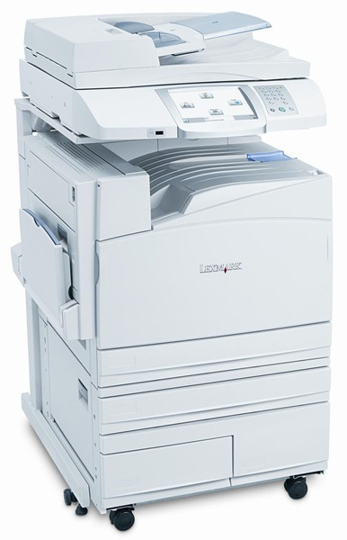 Imprimanta Multifunctionala Lexmark X945e, A3 color MFP, 45ppm, Copiator, Scaner, Fax