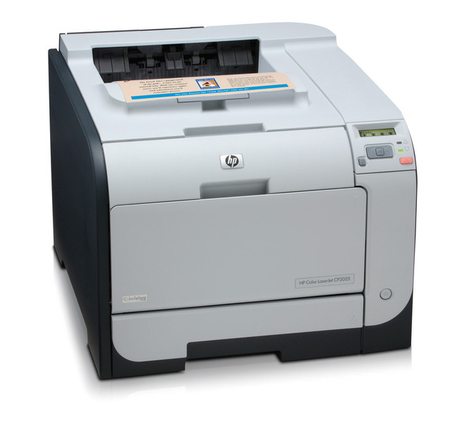 imprimanta laser color, hp cp2025, 20 ppm, 600 x 600 dpi