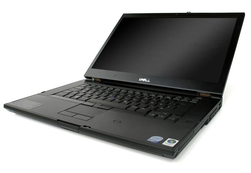 Laptop Dell Latitude E6500, Intel Core2 Duo P8600, 2.40GHz, 4GB DDR3, 160GB SATA, DVD-RW