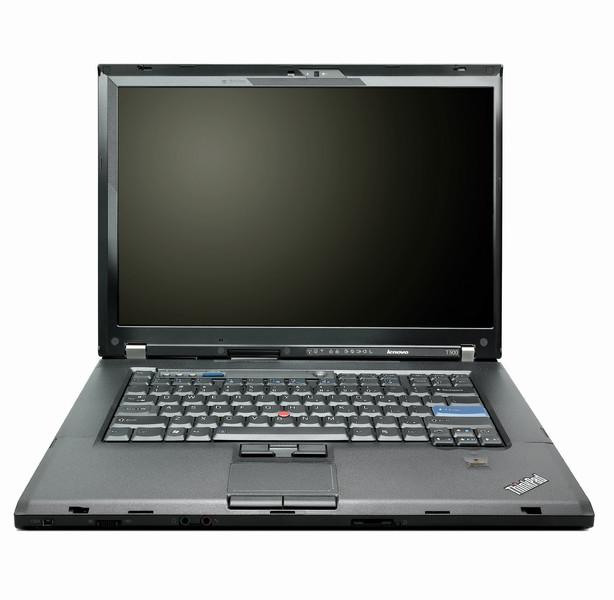 Laptop Lenovo Thinkpad T500, Intel Core 2 Duo P8400 2.26GHz, 4GB DDR3, 160GB SATA, DVD-RW, 15.4 Inch