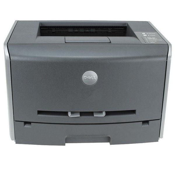 Imprimanta Laser Monocrom Dell 1720DN, Duplex, 25 ppm, USB, Retea