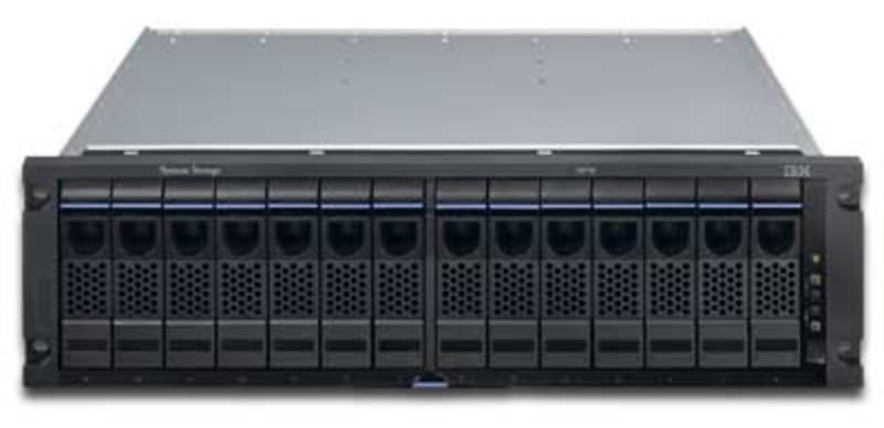 StorageWorks IBM N3700 2863, 14x HDD Fibre Channel 450Gb, 2x Disk Array Controller