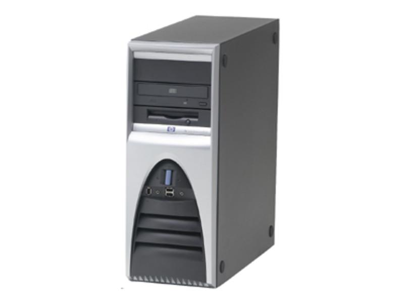 Workstation HP XW4000, Intel pentium 4, 2.0GHz, 512MB DDR ECC, 40GB, DVD-ROM, nVidia Quadro 200NVS
