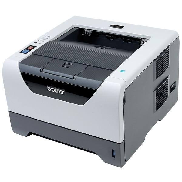 Imprimanta Laser Monocrom Brother HL-5350DN, Duplex, A4, 32 ppm, 1200 x 1200, Retea, USB