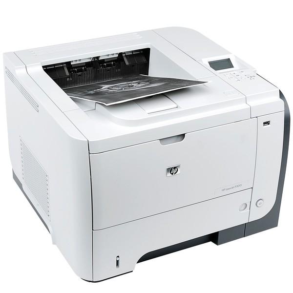 imprimanta laser second hand, hp p3015dn, retea, duplex, usb, 42 ppm, 1200 x 1200 dpi, toner low