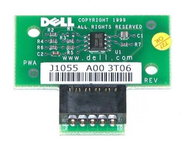 Dell PowerEdge 2600 Server RAID Key, model J1055