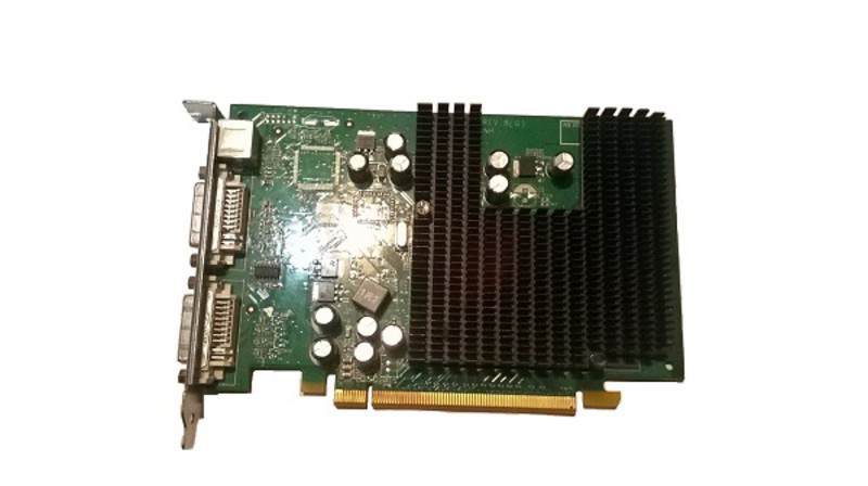 Placa video PCI-E, Nvidia GeForce 7300 LE, 128 Mb/ 64 bit,2x DVI, TV-out