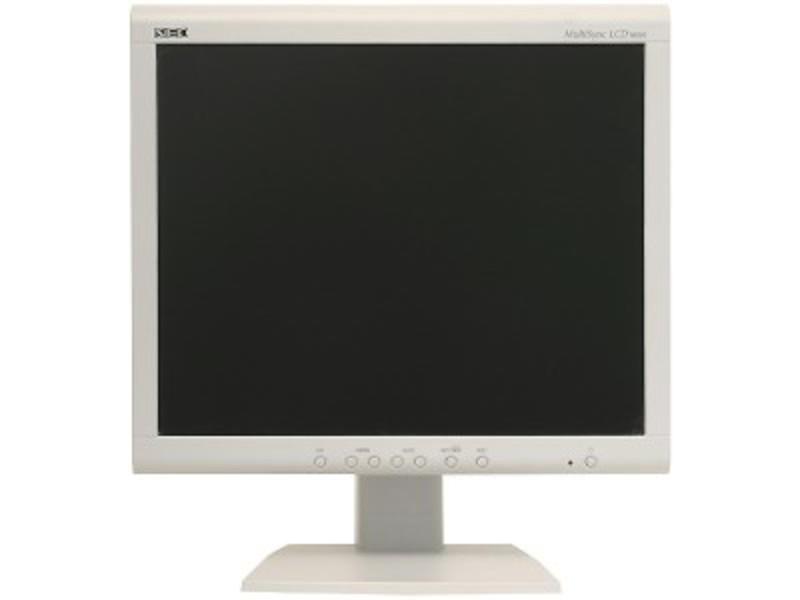 Monitor NEC 1850e, LCD 18.1 inch, 15 ms, 1280x1024, VGA, DVI, Grad A-