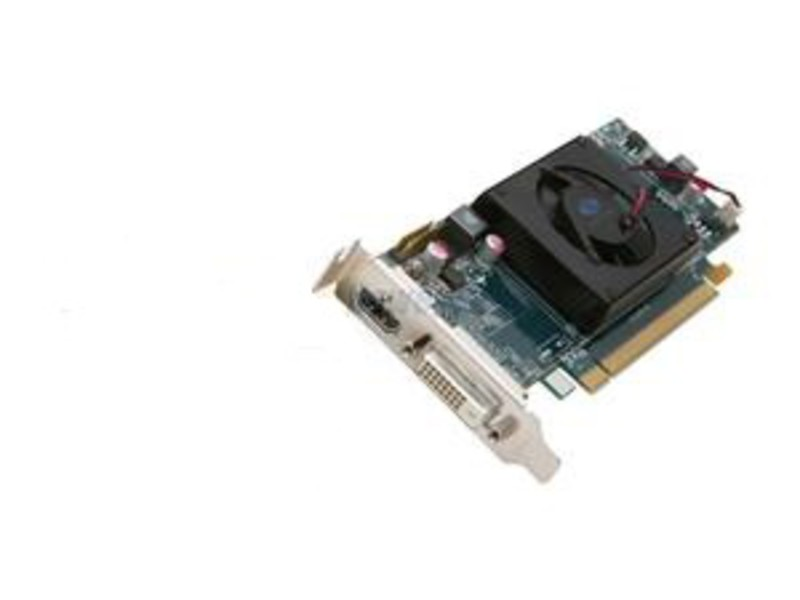 Placa Video Ati Radeon HD 6450, 512mb/ 64 bit, PCI-express, DVI, Display Port, low profile design