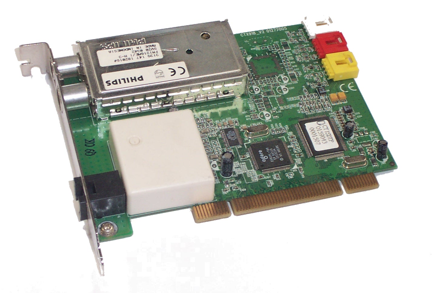 tv - tunner medion 7134, pci