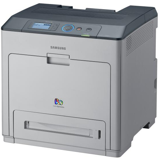 imprimanta laser color a4 samsung clp-775nd, 32 ppm, duplex, retea, usb 2.0