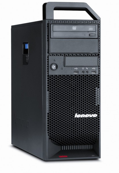 Workstation Lenovo ThinkStation S20 Tower, Intel Xeon E5504 2.00Ghz, 4GB DDR3, 500GB HDD, Nvidia Quadro FX370/256MB, DVD-RW
