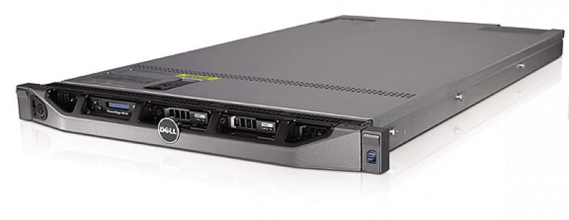 Server Dell PowerEdge R610, 2x Intel Xeon Quad Core E5540 2.53GHz-2.80GHz, 48Gb DDR3 ECC, 2x 450GB SAS/10K, Raid Perc 6/i, iDrac6 Express, DVD-ROM, 2x PSU HS
