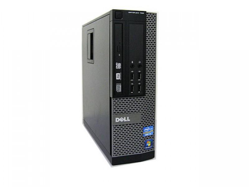 Calculator DELL OptiPlex 790 SFF, Intel Core i3-2120 3.30GHz, 4GB DDR3, 250GB SATA, DVD-ROM