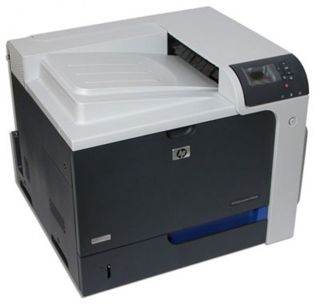 imprimanta laser color hp cp4525dn, duplex, retea, usb, 42 ppm