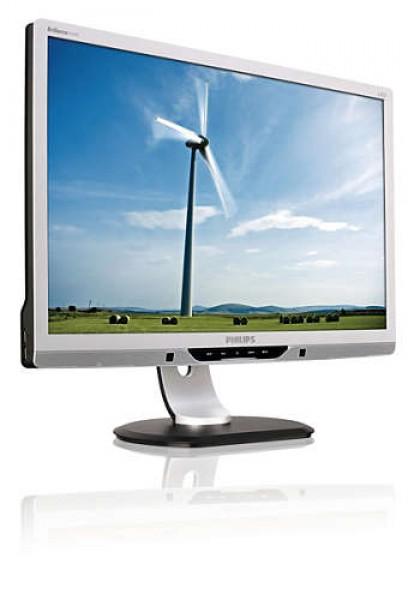 Monitor PHILIPS 225PL ES 22 inch, TFT LCD, 5ms, 1680x1050, VGA, DVI, USB