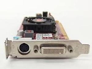 Placa video PCI-E ATI RADEON HD4550 512MB, Iesire DMS-59, Low profile design