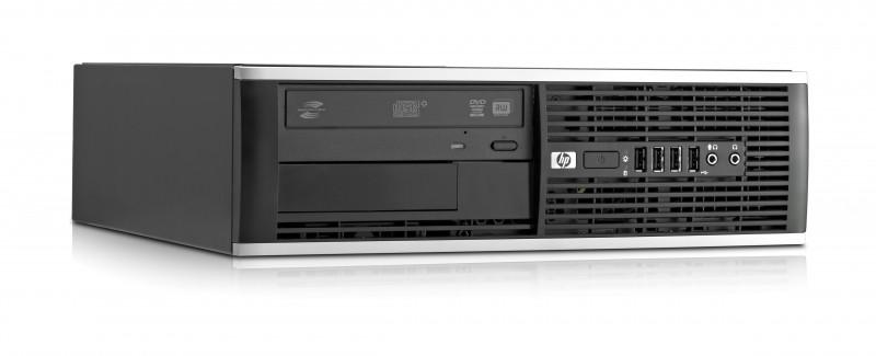 HP Compaq 6200 Pro SFF, Intel Core i5-2400 3.1Ghz, 4Gb DDR3, 250Gb, DVD-RW