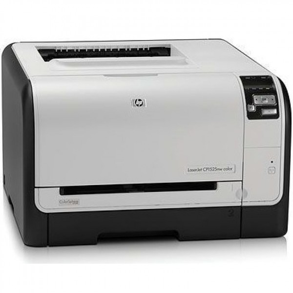 imprimanta hp cp1525n, 12 ppm, retea, usb, 600 x 600, laser, color, a4