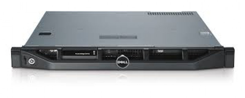 Server Dell PowerEdge R210, Generatia a 2-a, Intel G645 Dual Core 2.90 GHz, 4GB DDR3, 500GB SATA, PSU 250W