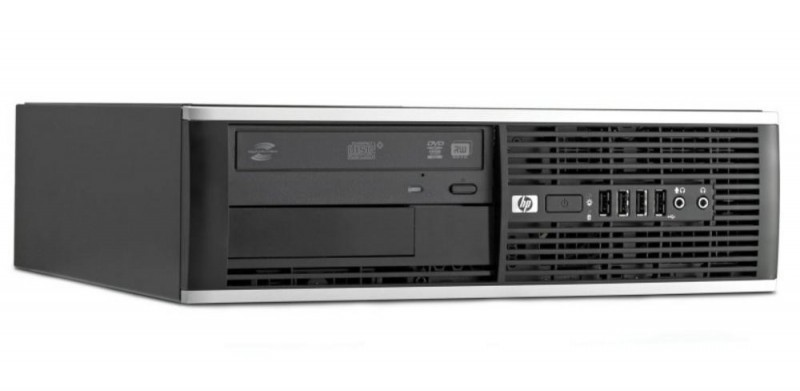 Calculator HP 8300 SFF, Intel Pentium Dual Core G530 2.4Ghz, 4GB DDR3, 500GB, DVD-RW